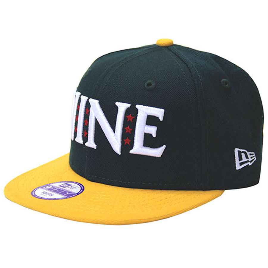 "【 NINE RULAZ / ナインルーラーズ 】NEW ERA 9FIFTY ""NINE"" KIDS Cap /限定カラー"