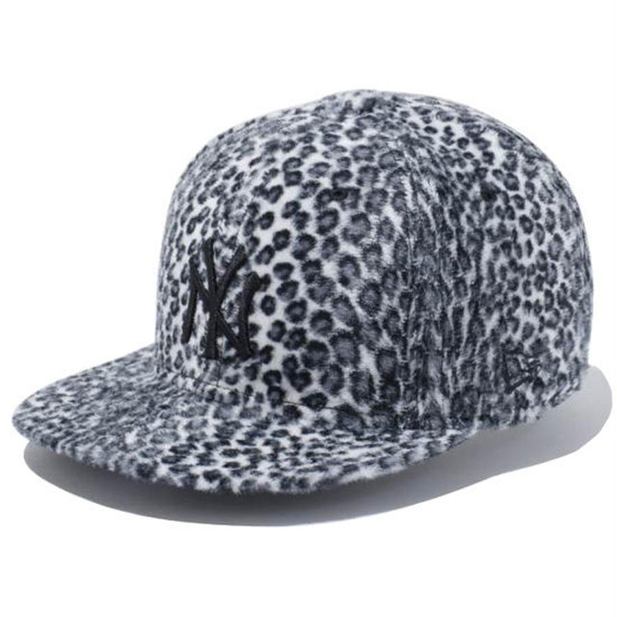 【 NEW ERA KID'S/ ニューエラ キッズ 】Synthetic Fur  CAP 9Fifty