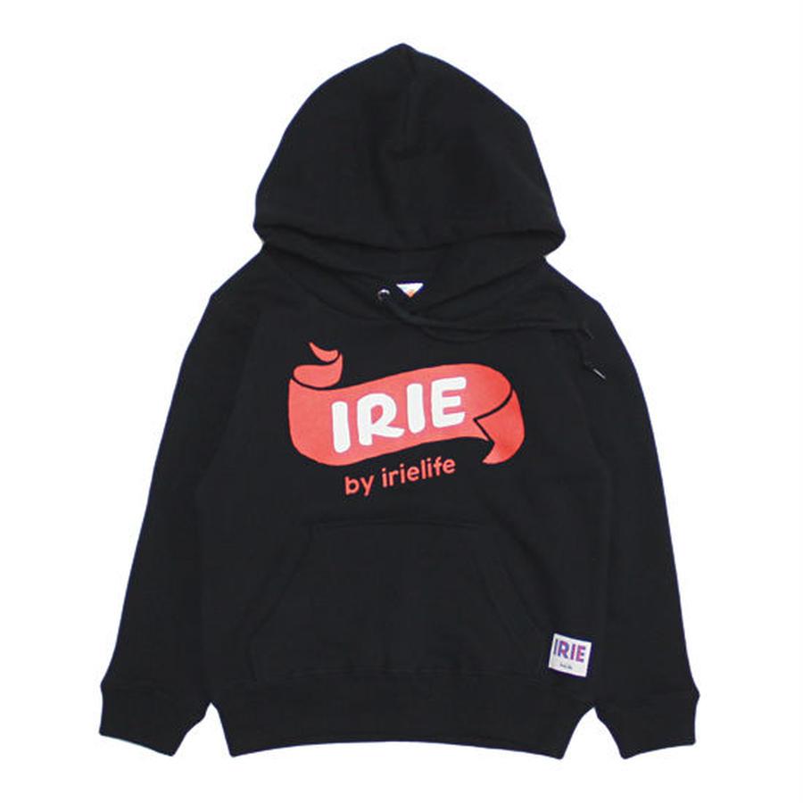 【 IRIE LIFE KID'S / アイリーライフ キッズ】Ribbon Logo Kids Hoodie