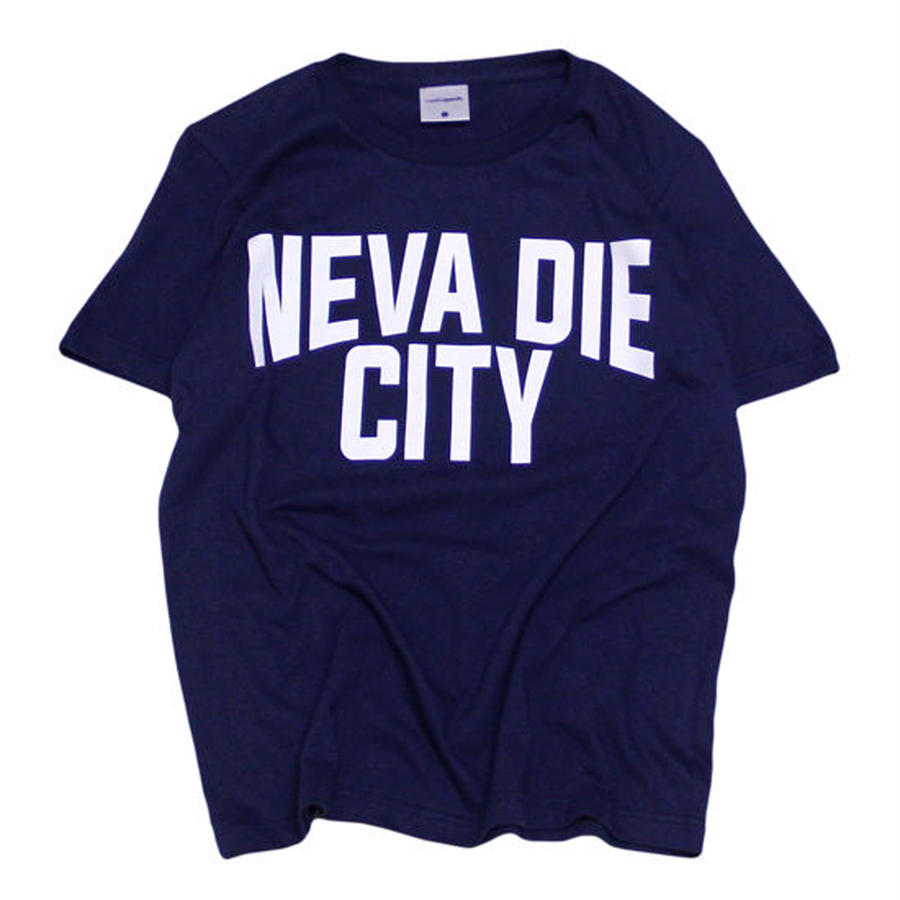 【 CASSETTE PUNCH / カセットパンチ 】 Neva Die City for WOMEN