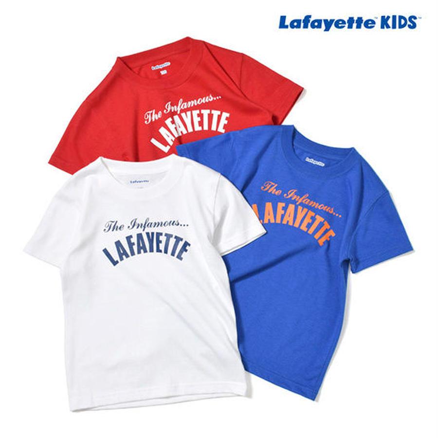 【LAFAYETTE / ラファイエット】 Kids Infamous Tee