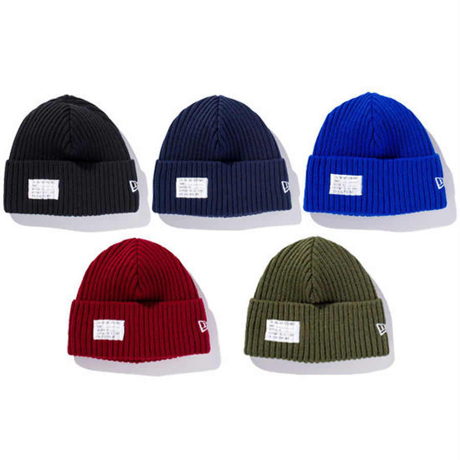【 NEW ERA KID'S/ ニューエラ キッズ 】Military Knit Patch