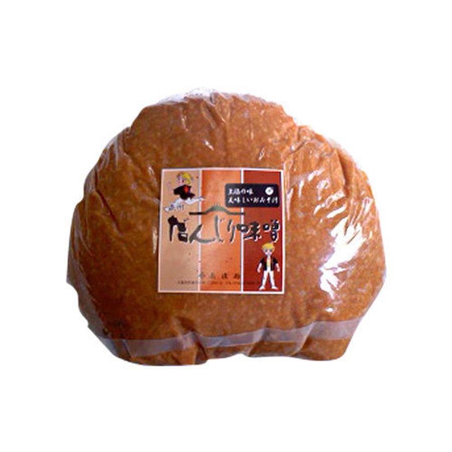 泉州だんじりみそ(無添加) お買得ビニール袋入 2kg