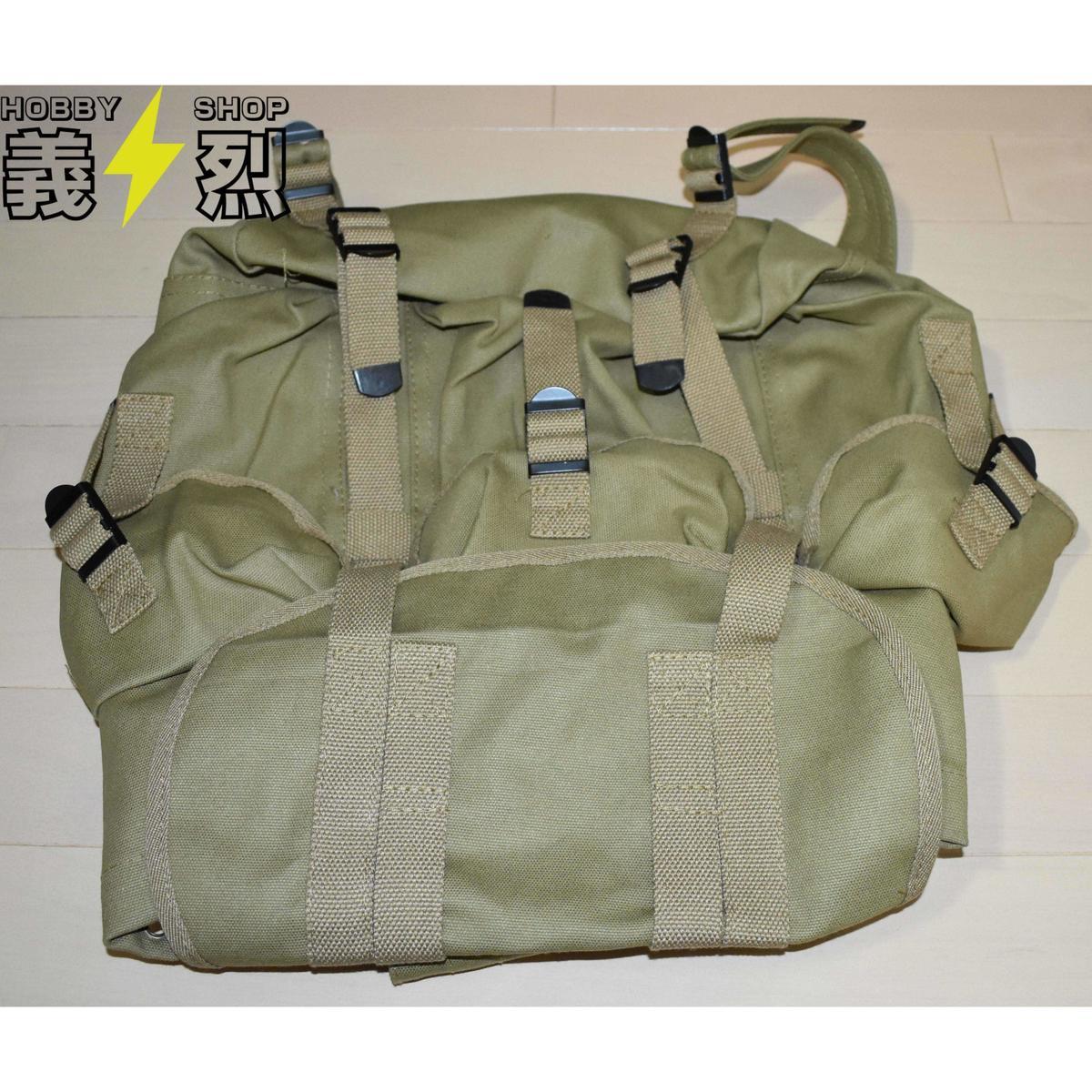 義烈            【複製品】米軍LRRP  M14リュックサック
