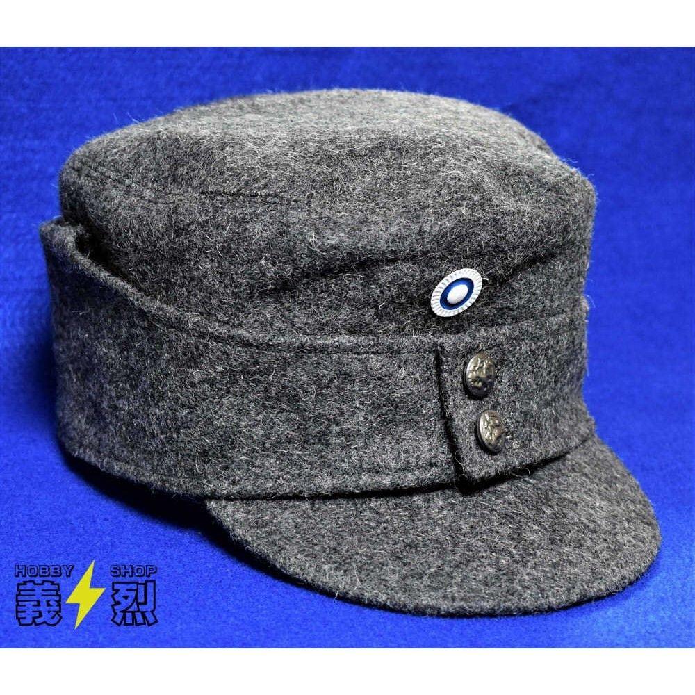 義烈            【複製品】フィンランド軍M36型野戦帽