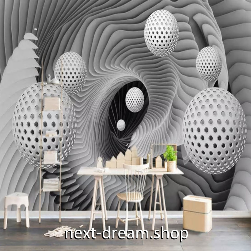 3d 壁紙 1ピース 1 立体空間 トリックアート Diy リフォーム