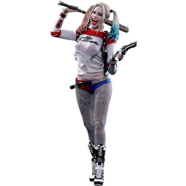 スリー・コード ~Three・Chord~            ハーレー クイン Harley Quinn ホットトイズ Hot Toys フィギュア おもちゃ DC Suicide Squad Movie Masterpiece 1/6