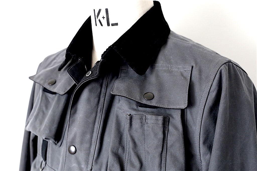 Take Amp Sons Wax Trailblazer Jacket Purveyors