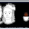 DEKOFFEE~おデコの広いフタリのコーヒー屋さん~