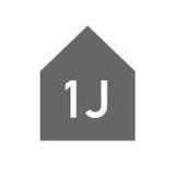 1畳house