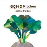 ecHo kitchen@どこにいても3pm