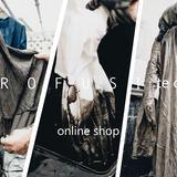 I R O F U S I   /   te co na    online store