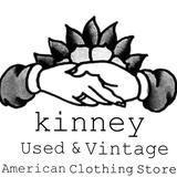kinney Used & Vintage American Clothing Store