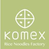 生米めん専門 KOMEX