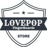 LOVE POP Fingerboards