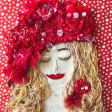 maki* embroidery