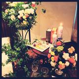 MON AROME CHERI candle STORE