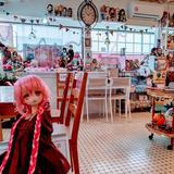 大宮の小さなカフェとお人形屋さんN'sdoll&cafe