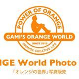 サカガミタカオの「オレンジの世界」STORE