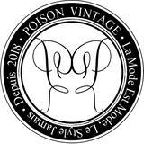POISON  VINTAGE/プワゾン ヴィンテージ  公式オンラインショップ