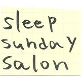 sleepsundaysalon