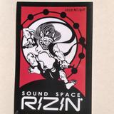 sound space RIZIN'  shop