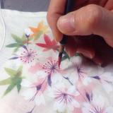 akkaの手描き服