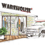 WAREHOUSE SUP&LONGBOARD STORE