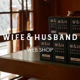 WIFE&HUSBAND WEB SHOP for overseas