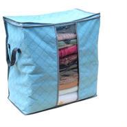 竹炭成分入り衣類収納袋