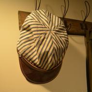 boncoura ボンクラ帽 ストライプ