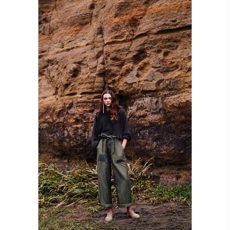 JANE SMITH : BELT BAKER PANTS