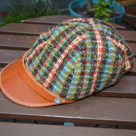 boncoura ボンクラ帽 デッドストックウール(クレイジー)