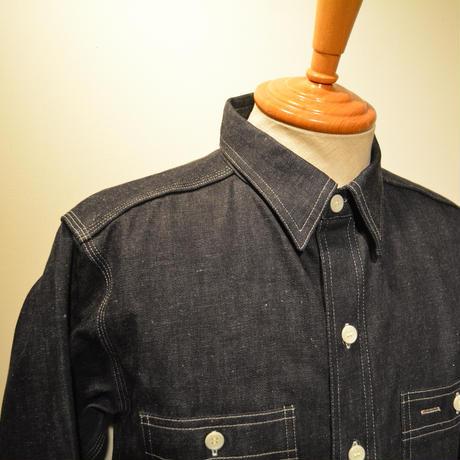 boncoura ワークシャツ デニム