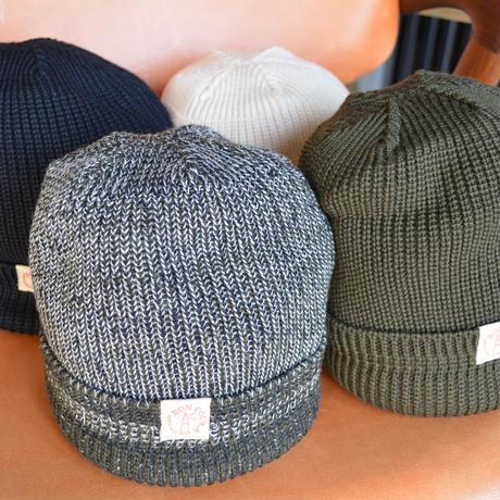 "boncoura ""credo×salon boncoura"" ウールニット帽"