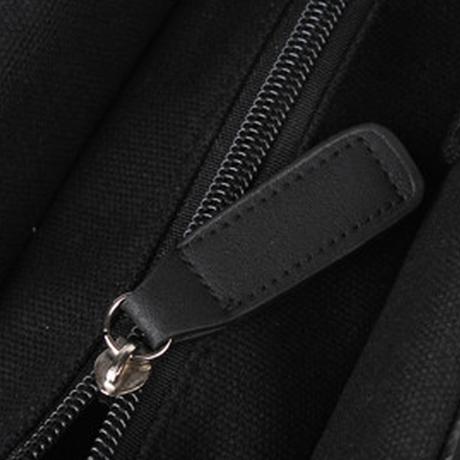 持ち手の長さが2種類選べる帆布バッグ