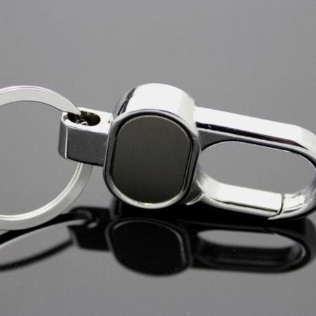 俵型デザインキーリング 2個セット