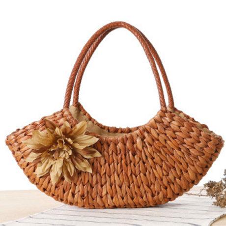 トウモロコシふすま のかご バッグ