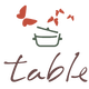 エディブルフラワー専門店 table