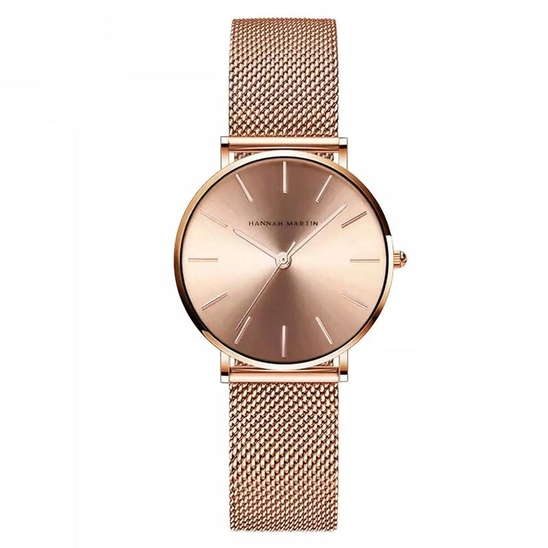 wholesale dealer 9f9c0 4939e レディース 腕時計 Hannah Martin クオーツ クラシック シンプル ...