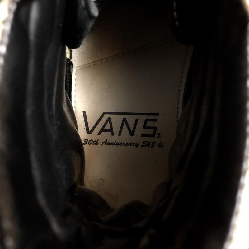 VANS OLD SKOOL (vans old school) SNAKERED GOLD 14SS U