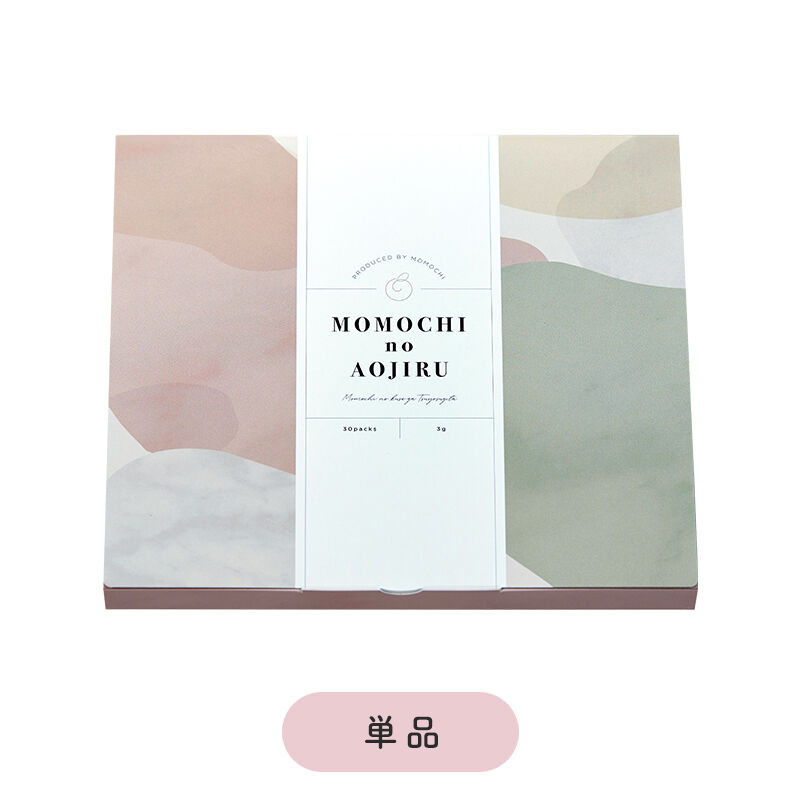単品】MOMOCHI no AOJIRU ※2月上旬〜中旬順次発送予定   MOMOCHI ...