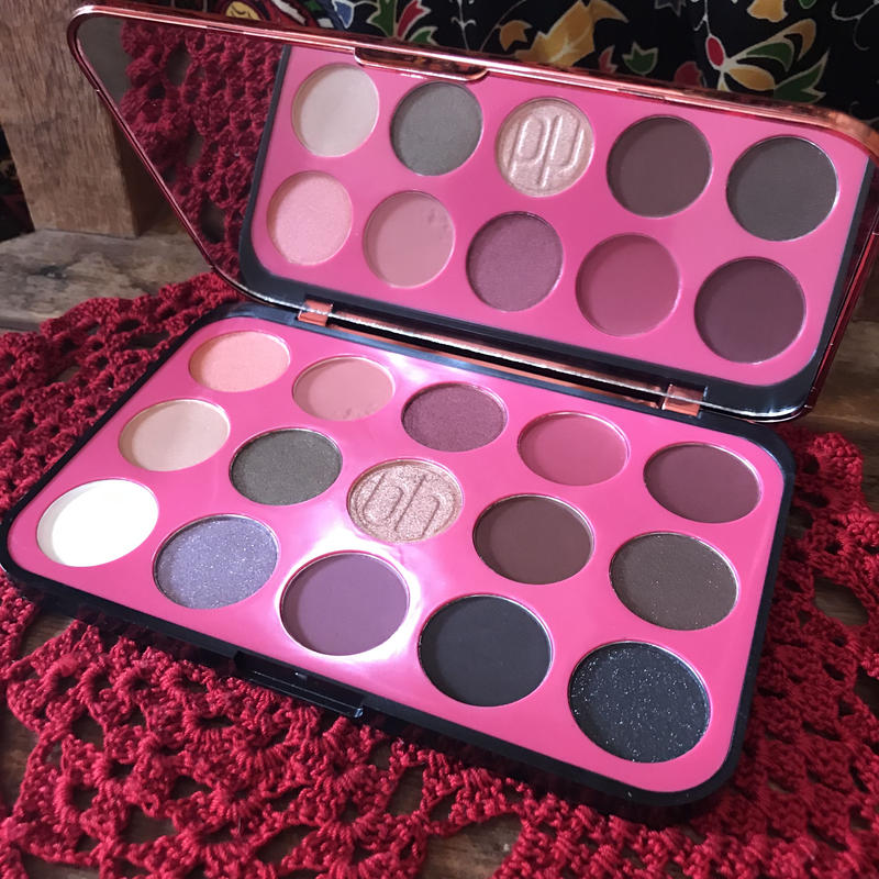 Bh Cosmetics Glam Reflection L Amour 15 Color S