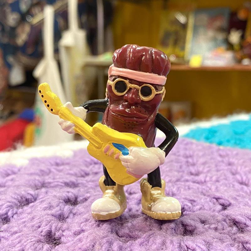California Raisin Hip Guitarist
