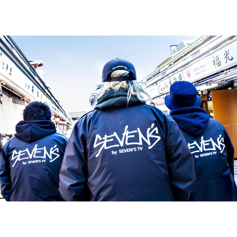 「seven's tvパーカー」の画像検索結果
