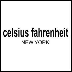celsius fahrenheit NEW YORK