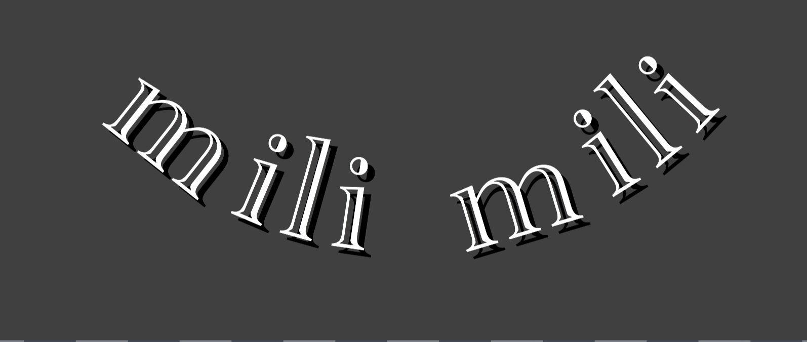 milimili