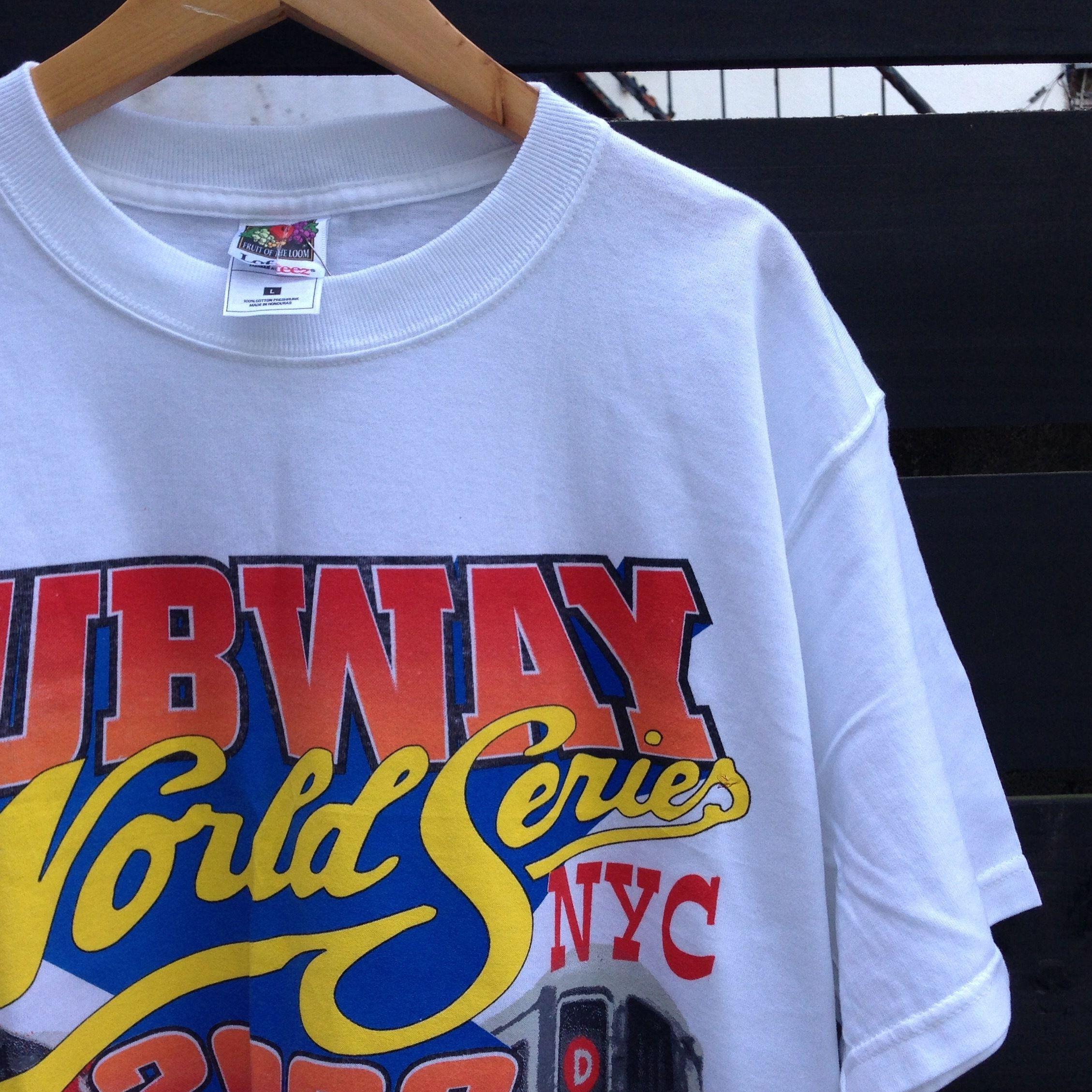Mlb Subway World Series T