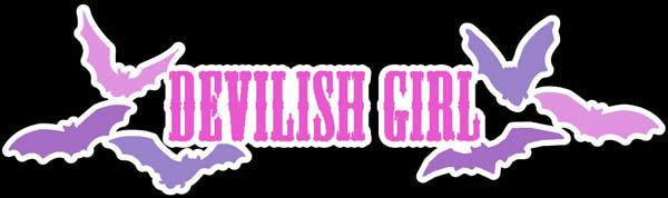 Devilish girl