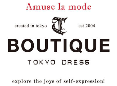BOUTIQUE   TOKYODRESS
